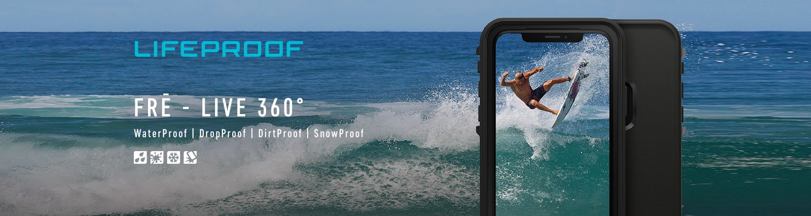 Lifeproof Fre Series Collection Australia