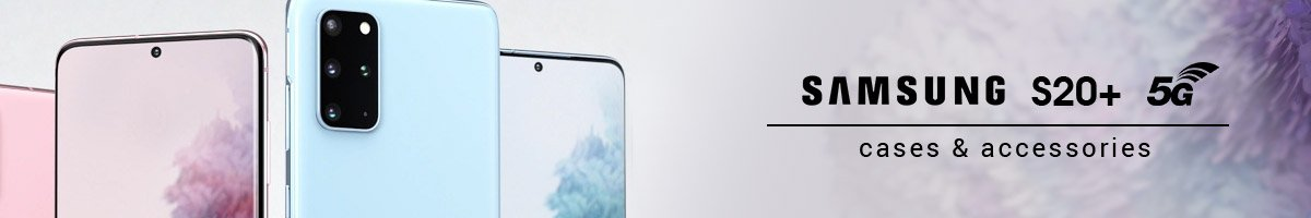 Galaxy S20 Plus Collection Banner