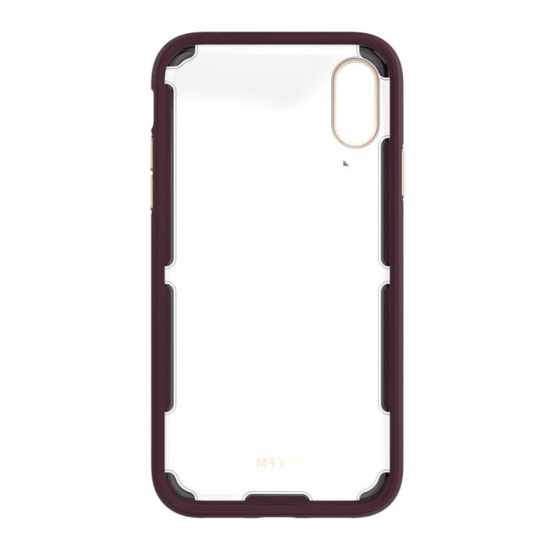 "EFM Cayman D3O Crystalex Case Armour For iPhone X/Xs (5.8"")"