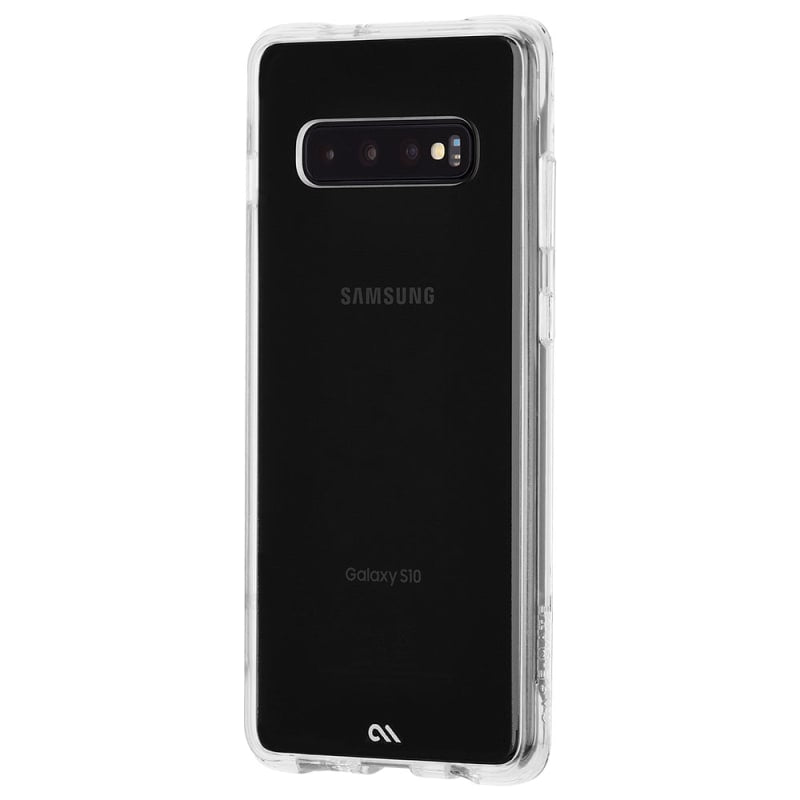 "Case-Mate Tough Clear Case For Samsung Galaxy S10 (6.1"")"