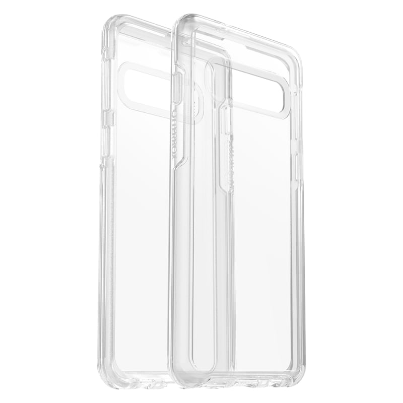 "OtterBox Symmetry Clear Case For Samsung Galaxy S10 (6.1"")"