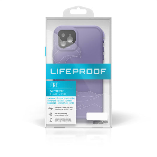 LifeProof Fre Case For iPhone 11 - Violet Vendetta