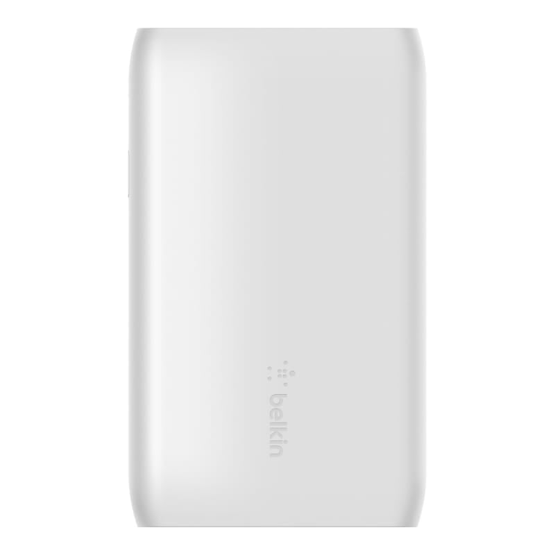 Belkin BoostCharge Power Bank 5K Universally compatible