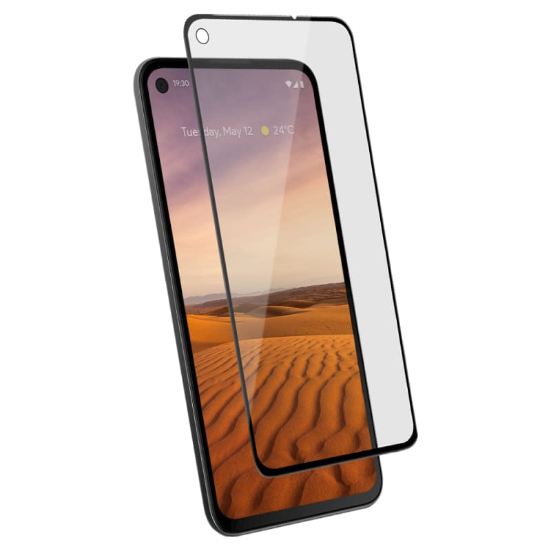 EFM True Touch (TT) Sapphire+ Case Optimised Screen Armour For Pixel 4a - Dual Install