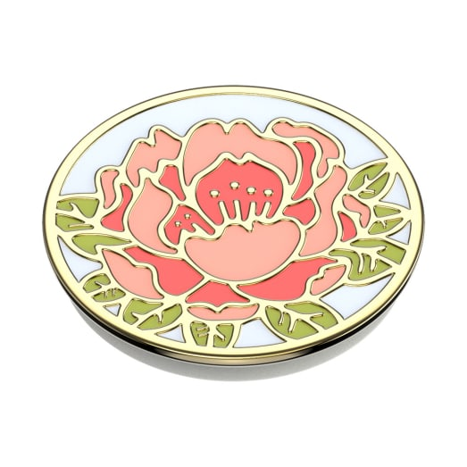 Popsockets PopGrip (Gen2) Popsockets PopGrip (Gen2) - Enamel Blooming Pny PK