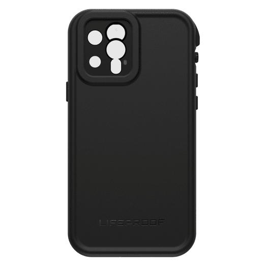 "LifeProof Fre Series Case For iPhone 12 Pro Max 6.7"" Black"