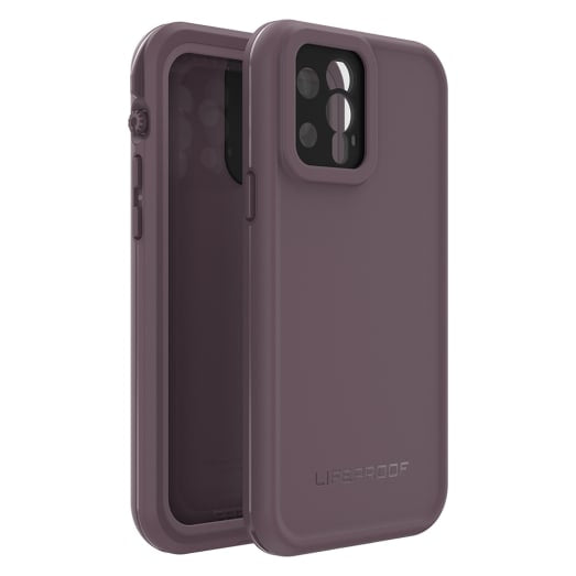 "LifeProof Fre Series Case For iPhone 12 Pro 6.1"" Ocean Violet"