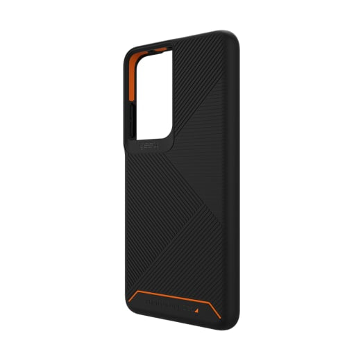 Gear4 D3O Denali Case For Samsung Galaxy S21 Ultra 5G - Black