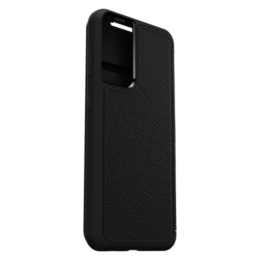 Otterbox Strada Folio Case For Samsung Galaxy S21 Ultra 5G - Black