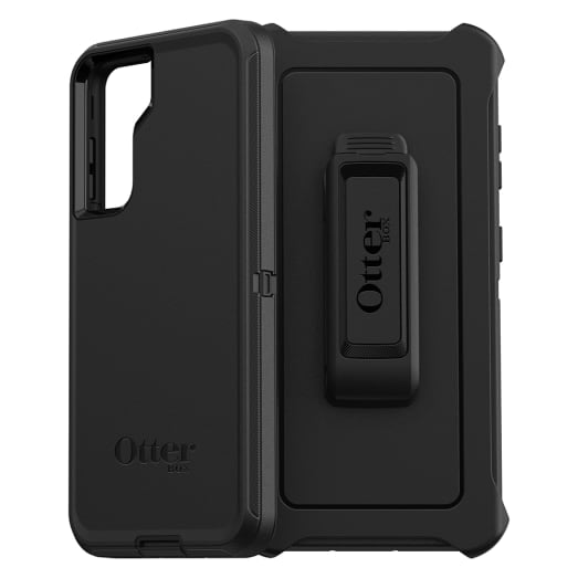 Otterbox Defender Case For Samsung Galaxy S21 5G - Black