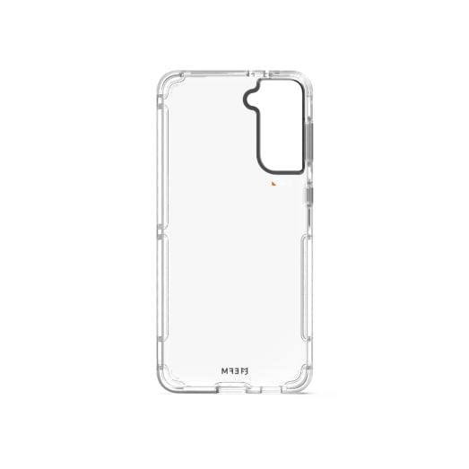 EFM Cayman Case Armour with D3O Crystalex For Samsung Galaxy S21+ 5G - Frosted Clear