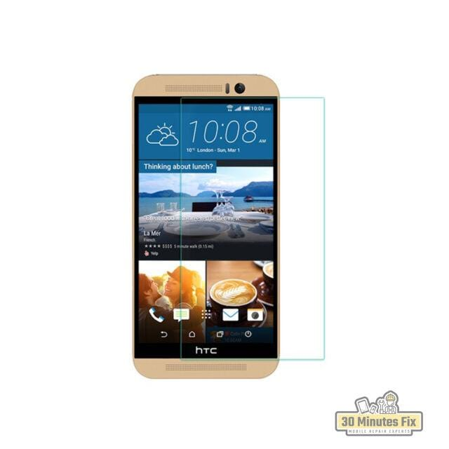 9H Tempered Glass Screen Protector - HTC