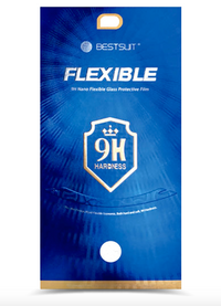 BEST SUIT Flexible Screen Protector - iPhones - 30 Minutes Fix