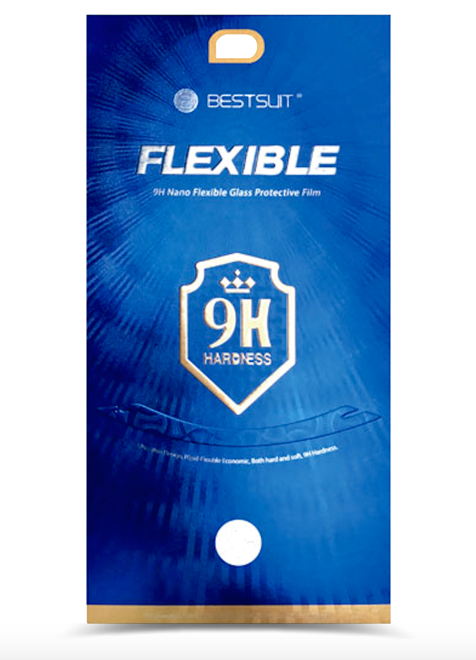 BEST SUIT Flexible Screen Protector - iPhones
