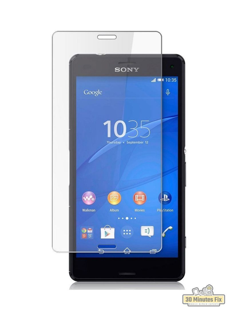 9H Tempered Glass Screen Protector - Sony