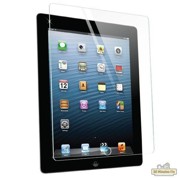 9H Tempered Glass Screen Protector - iPads