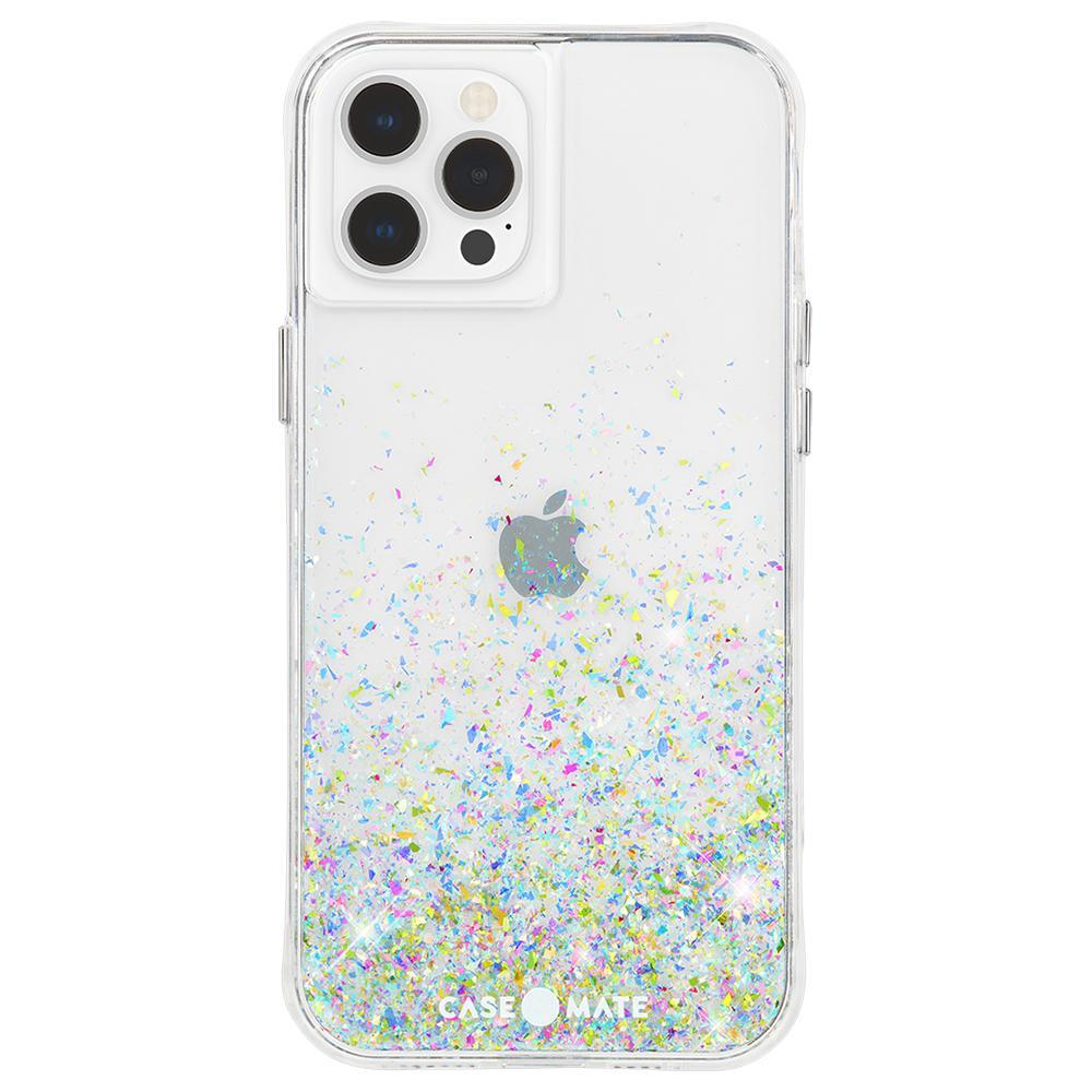 "Case-Mate Twinkle Ombre Case For iPhone 12/12 Pro 6.1"" Confetti"