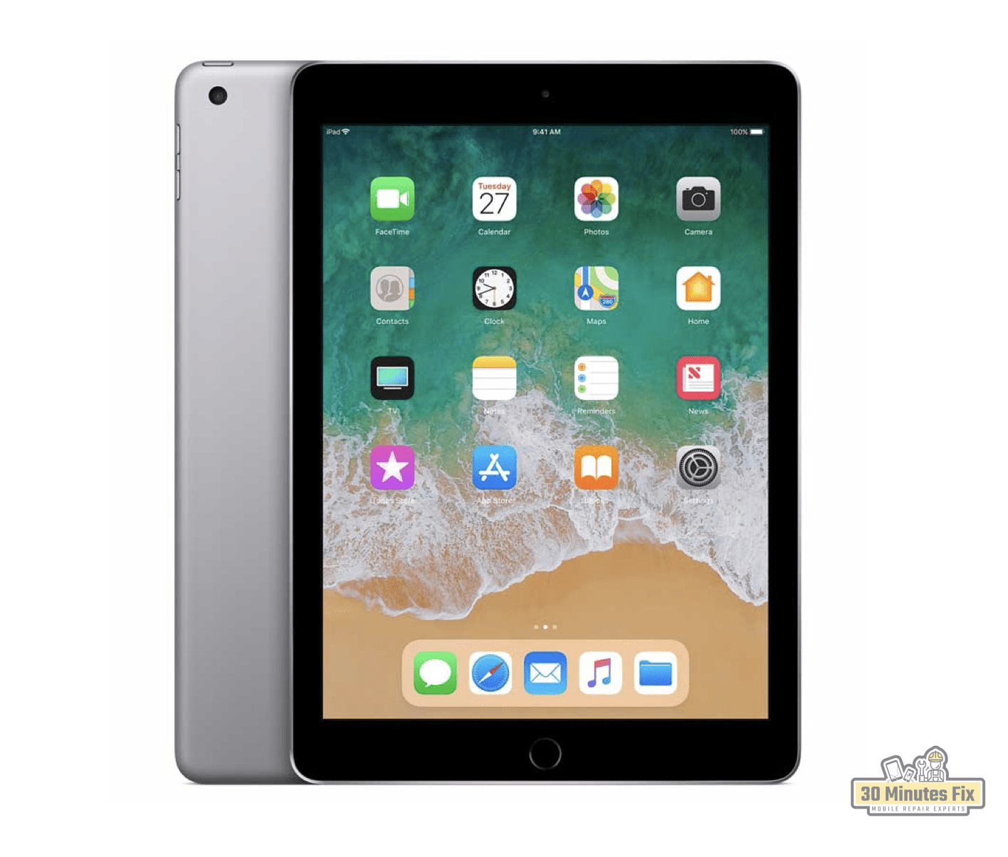 Refurbished iPad 5th Gen (Wifi)
