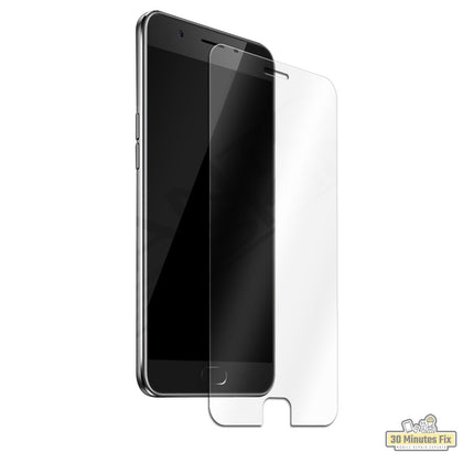 9H Tempered Glass Screen Protector - OPPO - 30 Minutes Fix