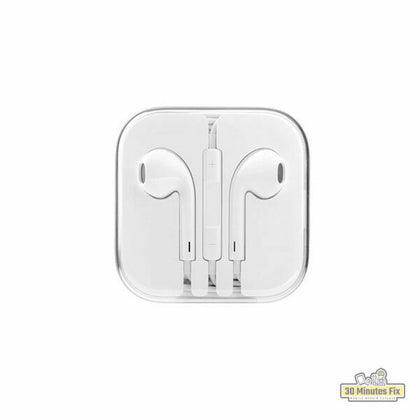 EarPods with 3.5mm Headphone Plug - 30 Minutes Fix
