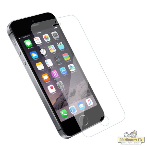 9H Tempered Glass Screen Protector - iPhone