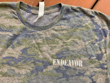 Load image into Gallery viewer, Endeavor Short Sleeve Camo T-Shirt
