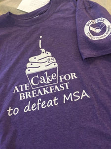 Eat Cake for Breakfast Inaugural Shirt 2019