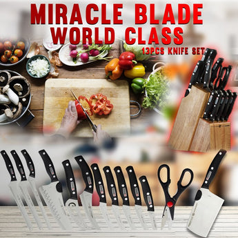 Miracle Blade World Class Complete 13pcs Set