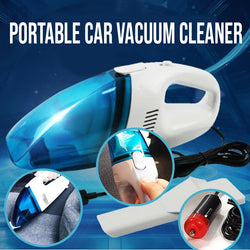Car Vacuum Cleaner 60W Mini 12V High-Power Portable Handheld