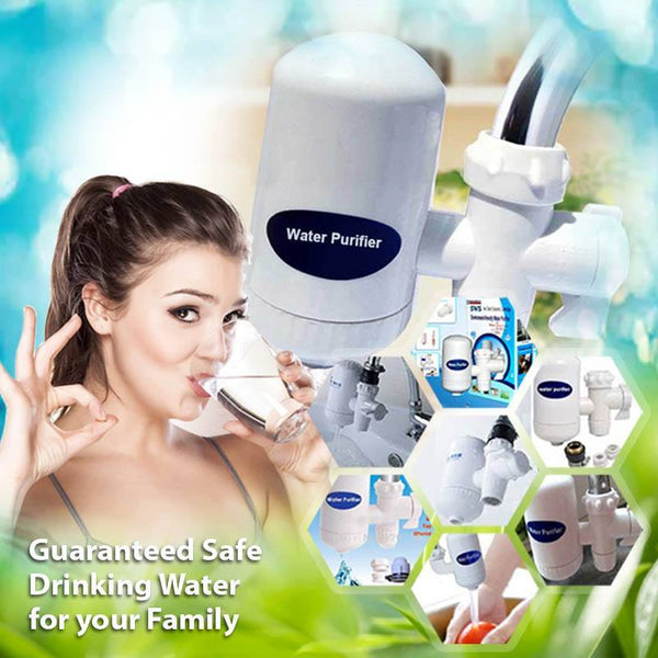 Hi-Tech Ceramic Cartridge Water Purifier Filter