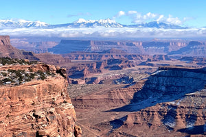 Canyonlands Nation Park Utah