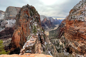 Angel's Landing Zion National Park, Utah