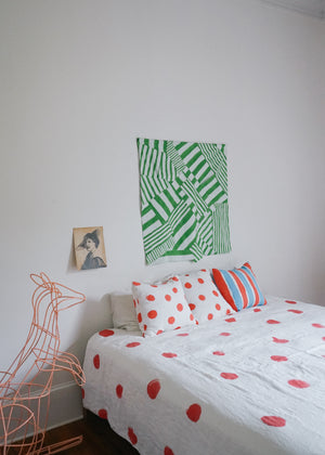 DOT DUVET COVER