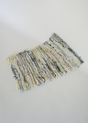 STRATA RUG / ELECTRIC OAT