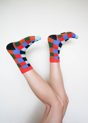 CARD GAME SOCKS