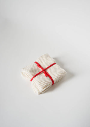 COTTON HANKIES / NATURAL