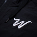 LEGACY WINDBREAKER - BLACK