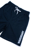 PRISM SHORTS - NAVY BLUE