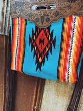 "Load image into Gallery viewer, The ""Arizona"" Fringe Saddlebag"