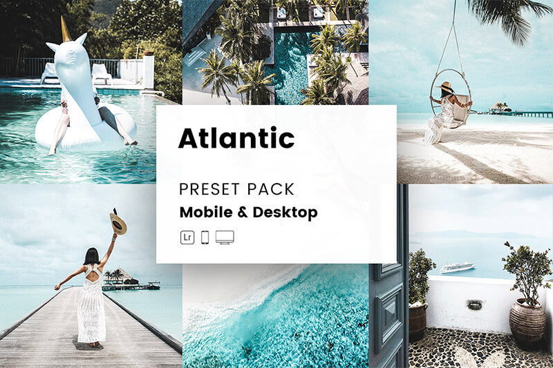 Atlantic Mobile & Desktop Lightroom Presets