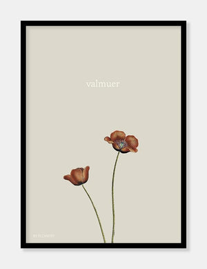 valmuer | VILDBLOMSTER BY FLOWERY | UPCYCLED BY DECOARTE - decoARTE