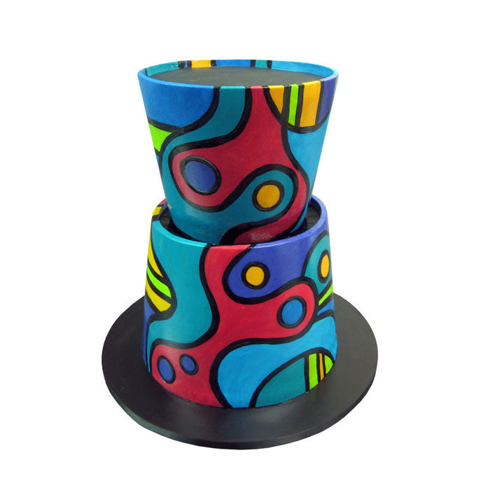 Deco Color Pop Cake