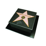 Walk of Fame Star Cake