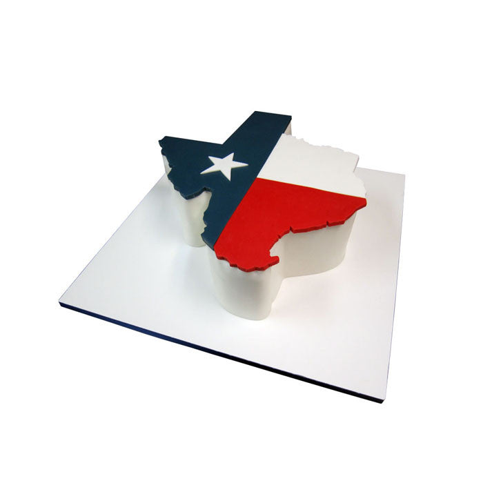 Proud State of Texas Cake