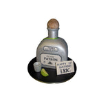 Bottle of Patron Tequila Cake