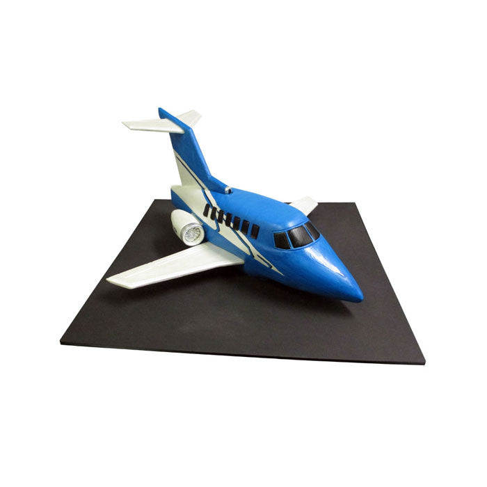 Jetliner Airplane Cake