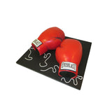 Everlast Red Boxing Gloves Cake