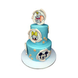 Disney Babies Cartoon Cake