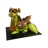 Dragon Steampunk Cake
