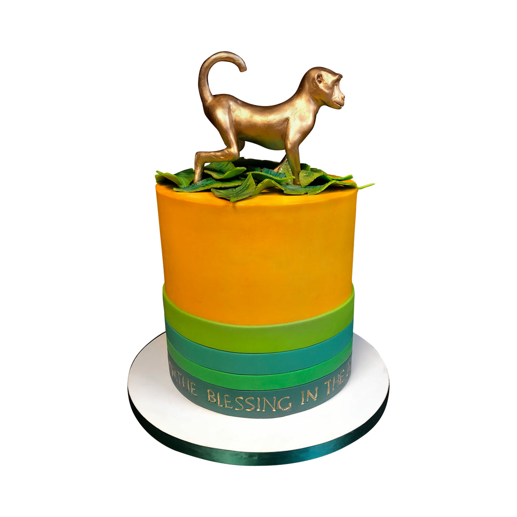 Golden Monkey Cake